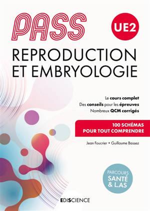 Reproduction et embryologie, Pass, Paces, UE2 : 1re année santé : parcours santé & L.AS