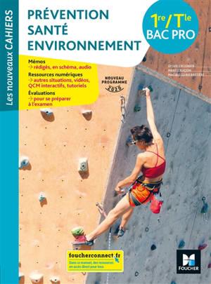Prévention santé environnement, bac pro 1re, terminale : nouveau programme 2020