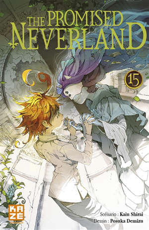 The promised Neverland. Volume 15