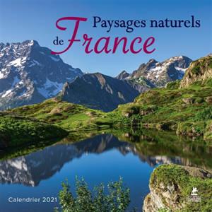 Paysages de France : calendrier 2021