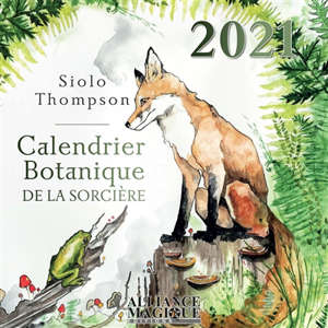 Calendrier botanique de la sorcière 2021