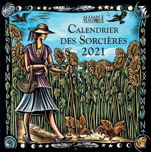 Calendrier des sorcières 2021