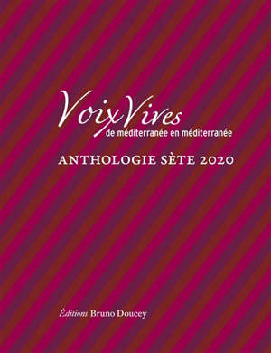 Anthologie Sète 2020