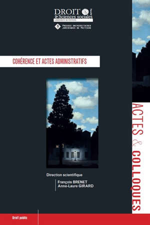Cohérence et actes administratifs