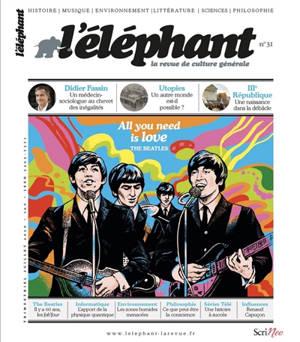 L'Eléphant : la revue. n° 31
