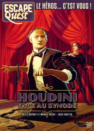 Escape quest. n° 8, Houdini, la grande évasion