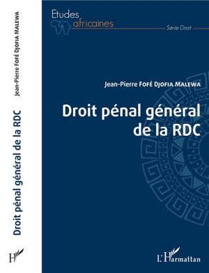Droit pénal général de la RDC