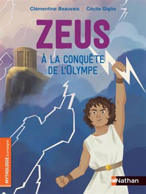 Zeus à la conquête de l'Olympe