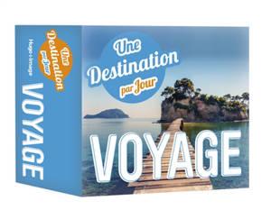 Voyage : une destination par jour : 2021