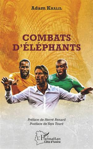Combats d'Eléphants