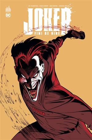 Joker : fini de rire