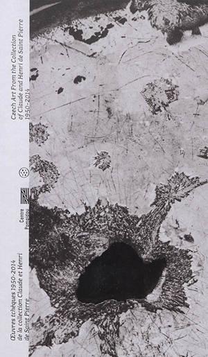 Ni cygne ni lune : oeuvres tchèques, 1950-2014, don de la collection de Claude et Henri de Saint Pierre : exposition, Paris, Musée national d'art moderne, du 7 octobre 2020 au 1er février 2021 = Neither swan nor moon : Czech art from the collection o