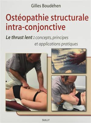 L'ostéopathie structurale intra-conjonctive