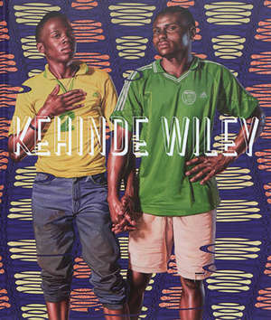 Kehinde Wiley : peintre de l'épopée = Kehinde Wiley : painter of the epic