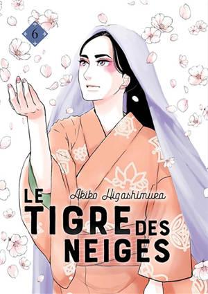 Le tigre des neiges. Volume 6