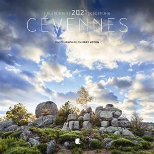Cévennes 2021 : calendrier = Cévennes 2021 : calendar