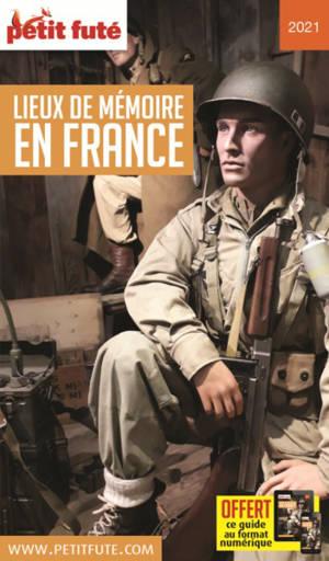 Lieux de mémoire en France : 2021