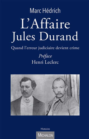L'affaire Jules Durand