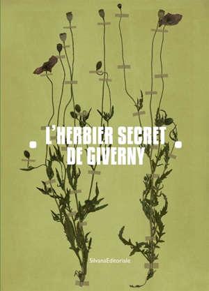 L'herbier secret de Giverny : Jean-Pierre Hoschedé et Michel Monet en herboristes : exposition, Rouen, Museum d'histoire naturelle, du 11 juillet au 15 novembre 2020