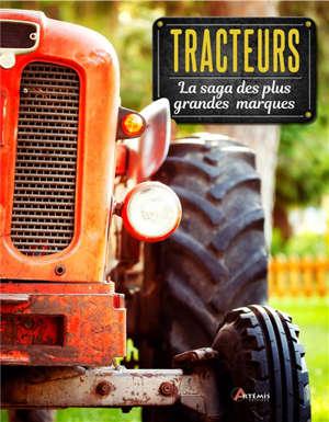 Tracteurs, la saga des plus grandes marques