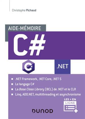 C# : aide-mémoire