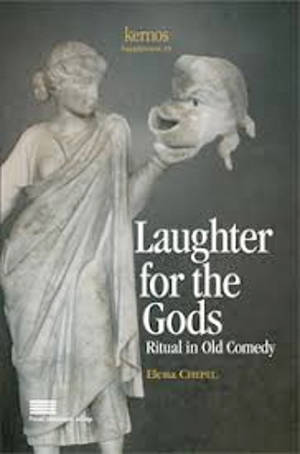 Laughter for the gods : ritual in old comedy