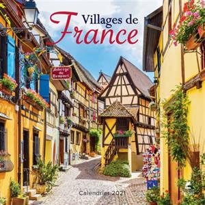 Villages de France : calendrier 2021