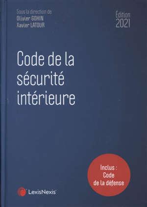 Code de la sécurité intérieure