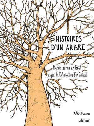 Histoires d'un arbre : depuis sa vie en forêt jusqu'à la fabrication d'un fauteuil
