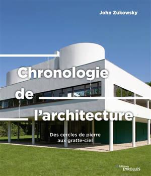 Chronologie de l'architecture : des cercles de pierre aux gratte-ciel