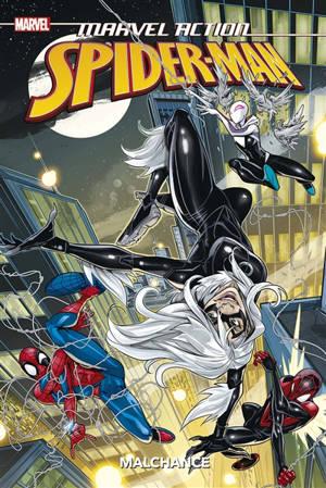 Marvel action Spider-Man, Malchance
