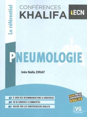 Pneumologie : conférences Khalifa
