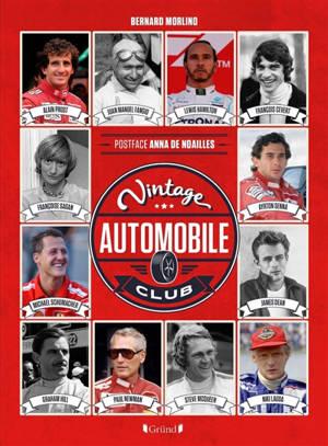 Vintage automobile club
