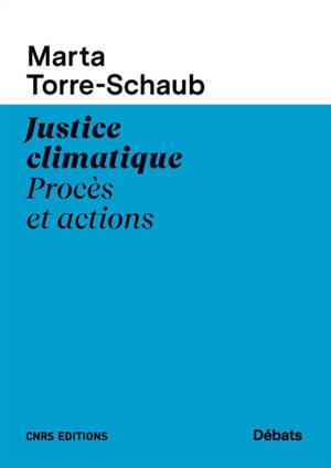 Justice climatique : procès et actions
