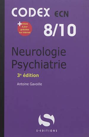 Neurologie, psychiatrie : ECN
