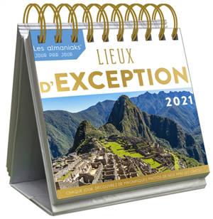 Lieux d'exception 2021