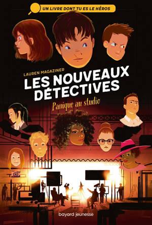 Les nouveaux détectives. Volume 2, Panique au studio