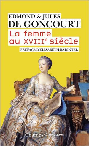 La femme au XVIIIe siècle