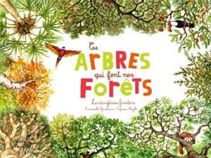 Ces arbres qui font nos forêts : les écosystèmes forestiers