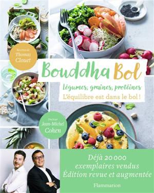 Bouddha bol : légumes, graines, protéines : l'équilibre est dans le bol !