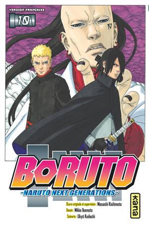 Boruto : Naruto next generations. Volume 10