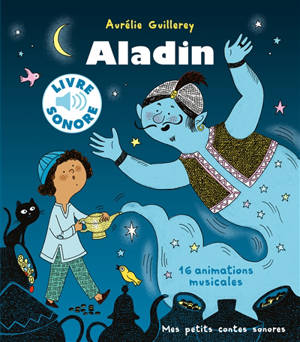 Aladin : 16 animations musicales
