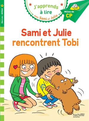 Sami et Julie rencontrent Tobi : milieu de CP, niveau 2