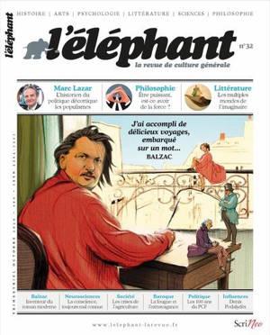 L'Eléphant : la revue. n° 32