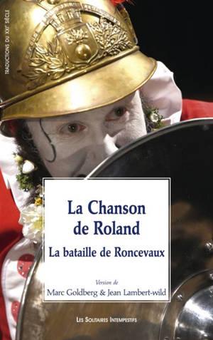 La chanson de Roland : la bataille de Roncevaux