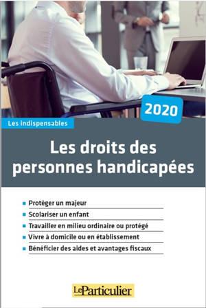Les droits des personnes handicapées : 2020
