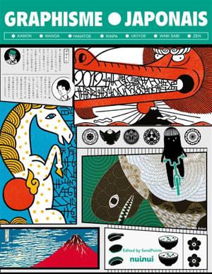 Graphisme japonais : kamon, manga, yamato-e, rinpa, ukiyo-e, wabi sabi, zen