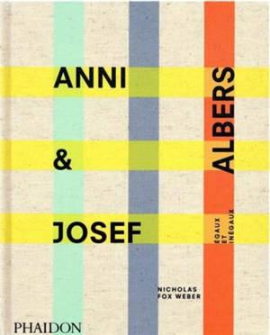 Anni et Josef Albers : égaux et inégaux : exposition, Paris, Musée d'art moderne de la Ville de Paris, du 1er octobre 2020 au 28 février 2021