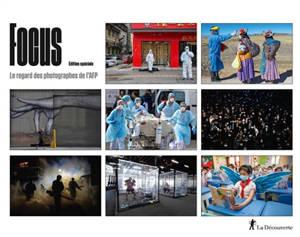Focus : le regard des photographes de l'AFP : 2020