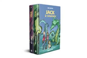 Jack le téméraire : étui T1-T2